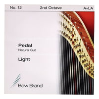 Bow Brand : Pedal Nat. Gut 2nd A No.12 L