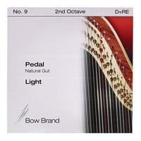 Bow Brand : Pedal Nat. Gut 2nd D No.9 L