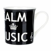Music Sales : Mug Keep Calm & Play Music
