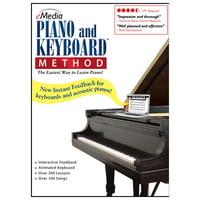 Emedia : Piano and Keyboard Method-Win