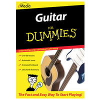 Emedia : Guitar For Dummies - Mac