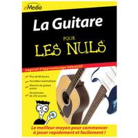 Emedia : Guitare pour les Nuls - Mac