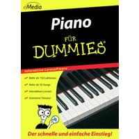 Emedia : Piano für Dummies - Mac