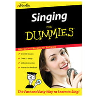 Emedia : Singing For Dummies - Mac