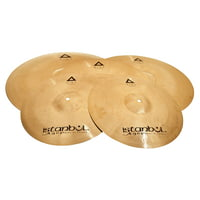 Istanbul Agop : Xist Bril.Power Cymbal Set Pro