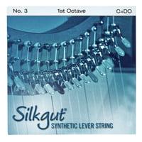 Bow Brand : Silkgut 1st C Harp String No.3