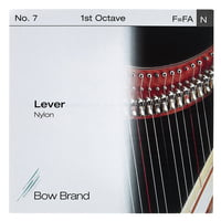 Bow Brand : Lever 1st F Nylon String No.7