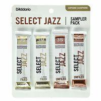 DAddario Woodwinds : Select Jazz Sopran Sample Pck3