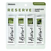 DAddario Woodwinds : Reserve Alto Sampler Pack 3,0