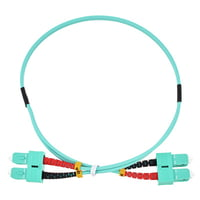 pro snake : LWL cable SC-SC Duplex 0,5 OM3