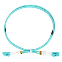 pro snake : LWL Cable LC-LC Duplex 1m OM3