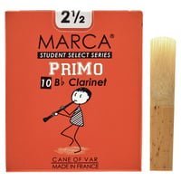 Marca : PriMo Bb- Clarinet 2,5
