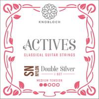 Knobloch Strings : Double Silver Special Nylon300