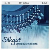 Bow Brand : Silkgut 5th E Harp Str. No.29