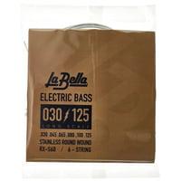 La Bella : RX-S6B Bass RWSS
