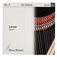 Bow Brand : Lever 1st A Nylon String No.5
