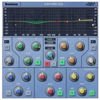 Sonnox : Oxford EQ HD-HDX