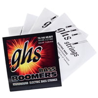 GHS : Bass Boomers 70-140 Heavy
