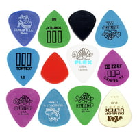 Dunlop : Electric Pick Variety Pack