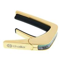 Thalia Capo : Dragon Abalone 24k Gold Finish