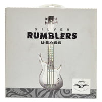 Kala : Silver Rumblers U-Bass Strings