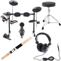 Behringer : XD80USB E-Drum Set Bundle