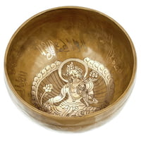 Thomann : Tibetan Engraved Bowl 900g