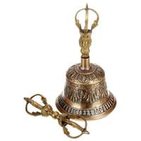 Thomann : Tibetan Brass Bell 21cm