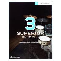 Toontrack : Superior Drummer 3
