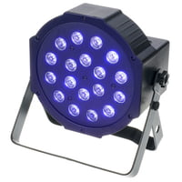 Eurolite : LED SLS-180 UV 18x1W Floor