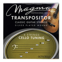 Magma : Transpositor GCT-Cello Strings