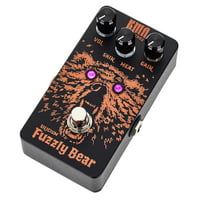 KMA Audio Machines : Fuzzly Bear Silicum Fuzz