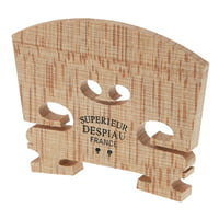 Despiau : No.10 Violin Bridge 4/4 B