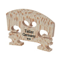 Teller : No.9 Violin Bridge 38mm 3/4