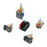 EMG : 1 or 2 Pickups P/P Wiring Kit