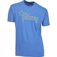 Gibson : T-Shirt Star Logo L