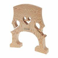 Gewa : Cello Bridge Sacconi 90mm Luxe