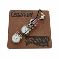 Emerson Custom : J-Bass 250K Prewired Kit