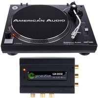 American Audio : TTD 2400 USB Interface Set