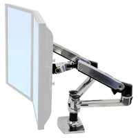 Ergotron : LX Dual Side-by-Side Arm
