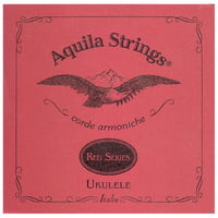 Aquila : 90U Red Series Ukulele Set