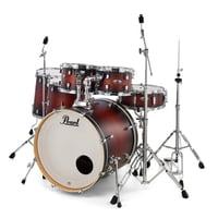 Pearl : Decade Maple 6pc Satin Brown