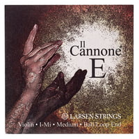 Larsen : Il Cannone Violin String E Med