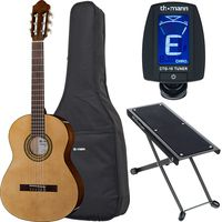 Thomann : Classic Guitar 3/4 Left Bundle