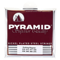 Pyramid : 1076-8 NPS Regular 8 StringSet