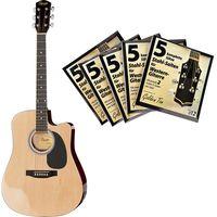 Fender : Squier SA-105CE NA Bundle 3