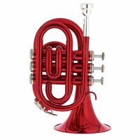 Thomann : TR 25 Bb-Pocket Trumpet Red