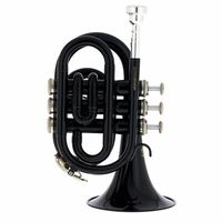 Thomann : TR 25 Bb-Pocket Trumpet Black