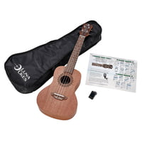Luna Guitars : Vintage Mahogany Concert Pack