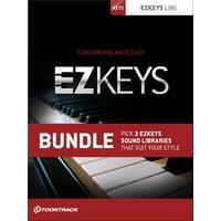 Toontrack : EZkeys Bundle